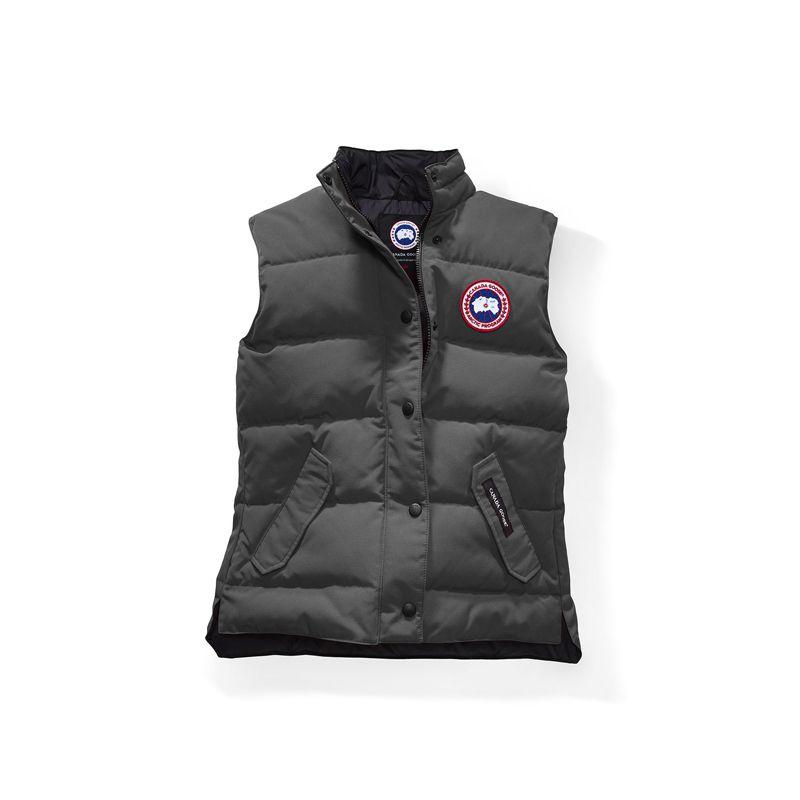 canada goose freestyle vest graphite