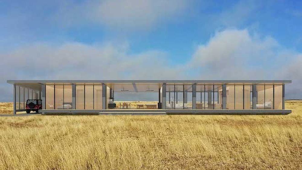 Designer prefab homes are coming starting at 250k for Building a house for 250k