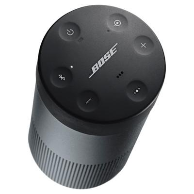 Bose Soundlink Revolve Bluetooth Speaker Black In 2021 Bluetooth Speakers Portable Wireless Surround Sound Wireless Speakers