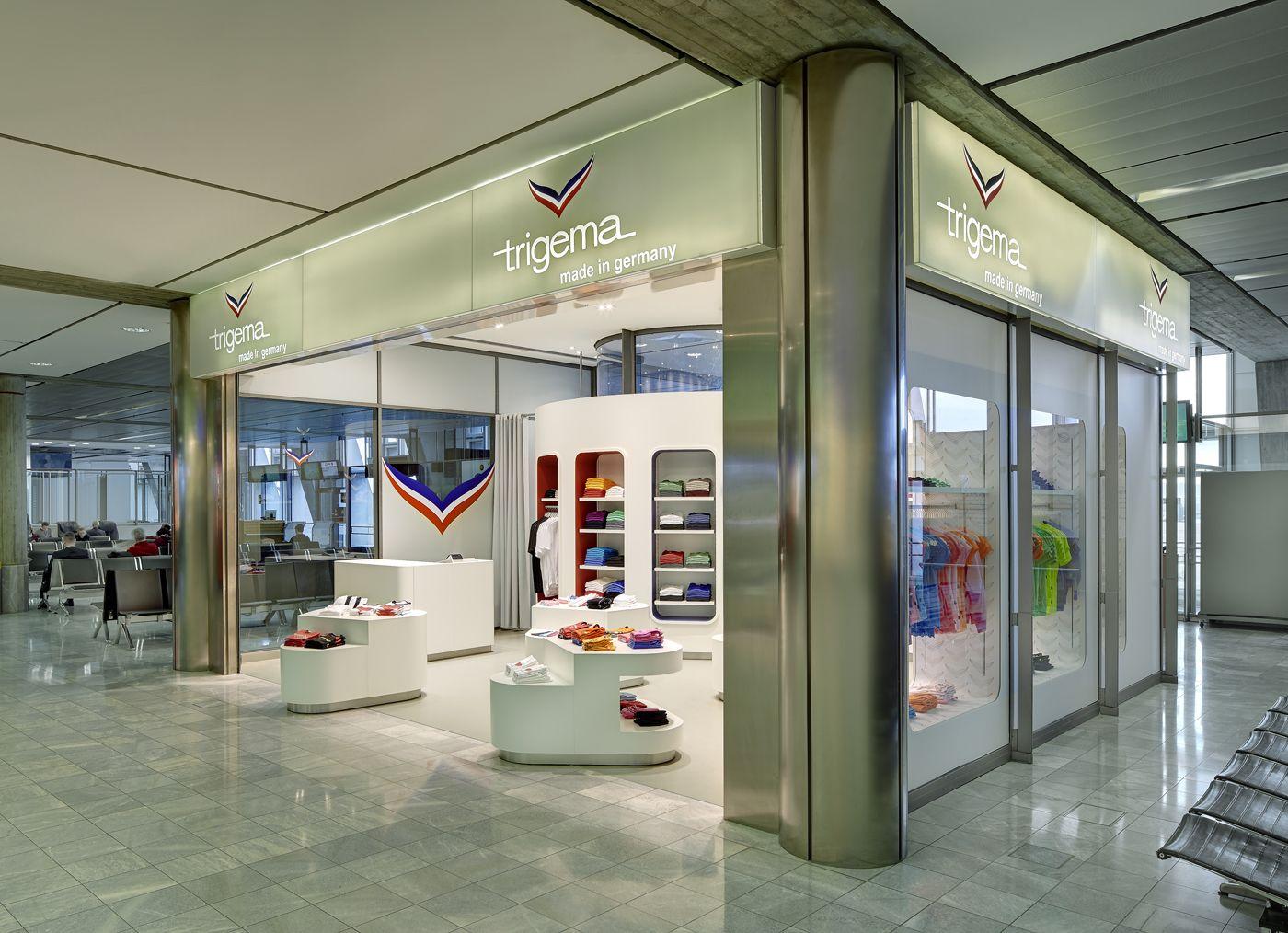 Trigema - Stuttgart Flughafen (DE)  HEIKAUS – Viel mehr als Ladenbau