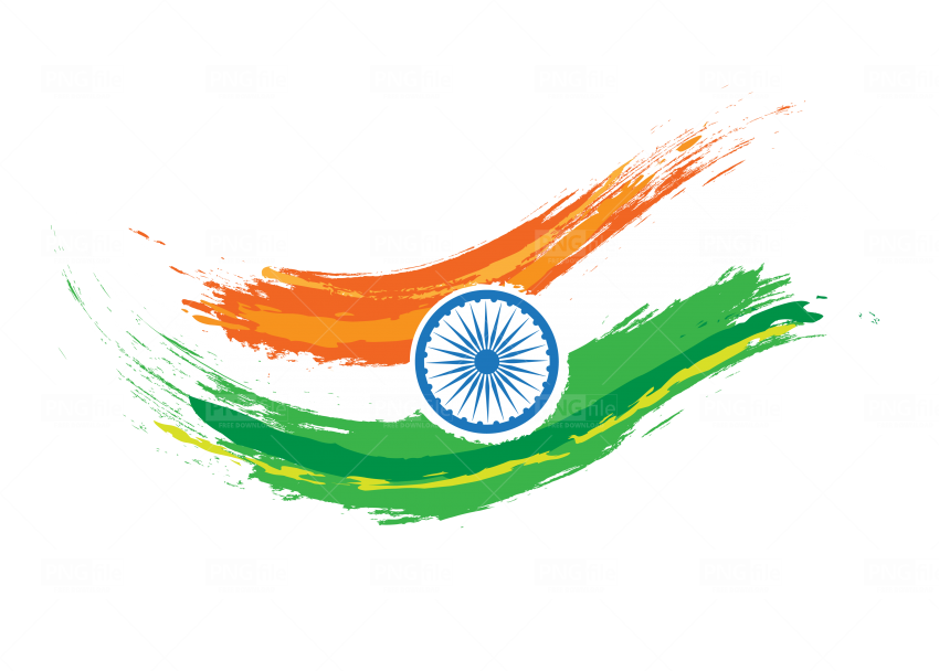 Abstract Indian Flag Png Free Download Photo 659 Pngfile Net Free Png Images Download In 2020 Indian Flag Indian Flag Pic Abstract