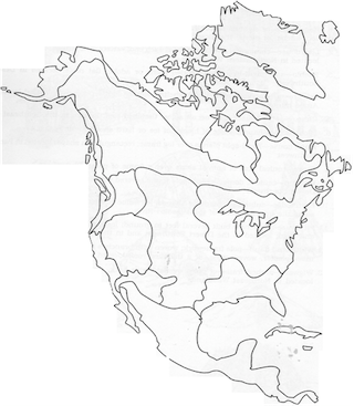 Blank Outline Map Native American Culture Groups Native - Blank map of us regions