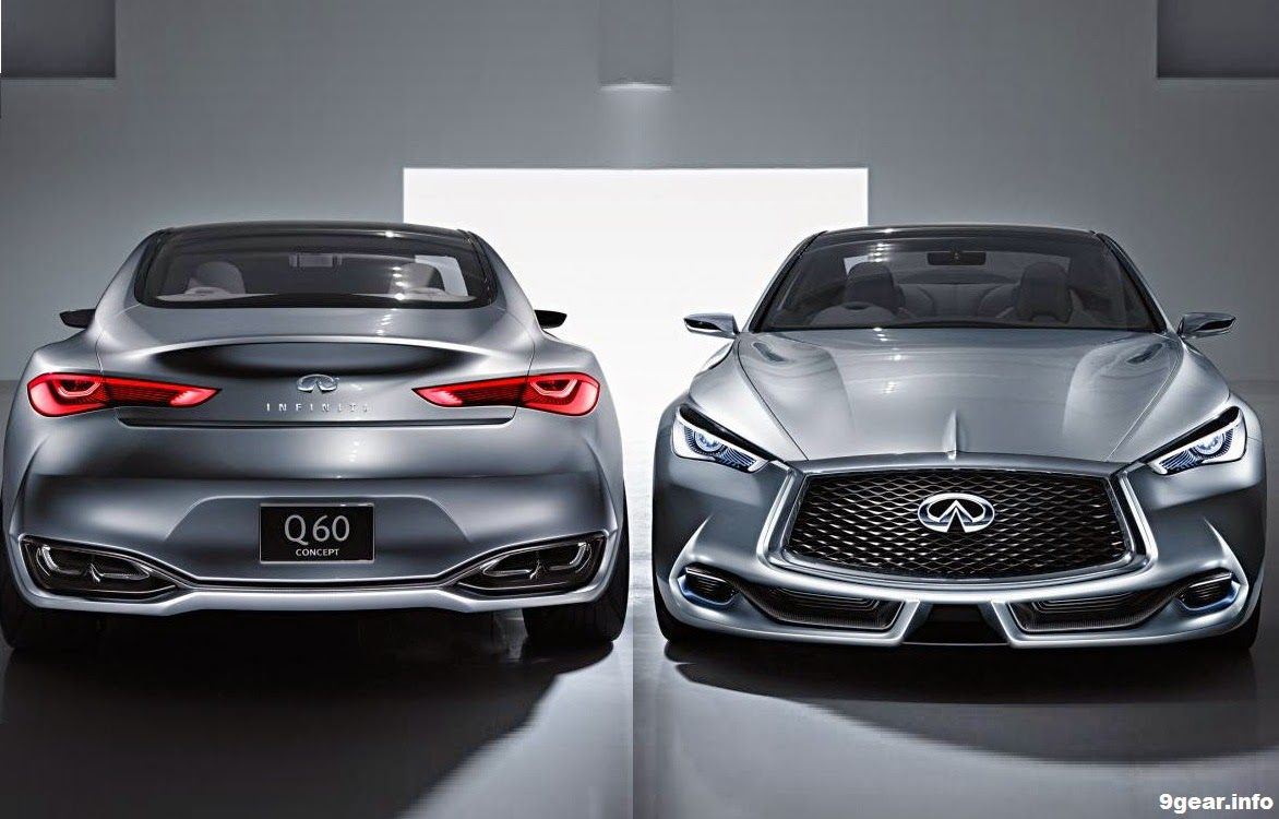 Car reviews new cars 2015 and 2016 model year infiniti q60 coupe concept