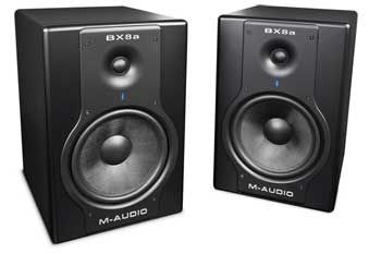 Recording professionals around the world trust M-Audio Studiophile reference monitors for exceptional sonic accuracy.