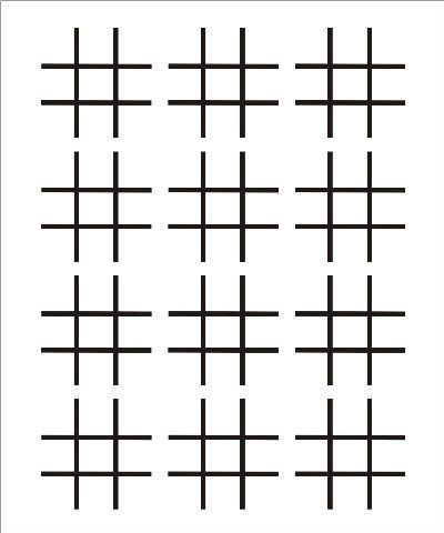 Tutorials I-Spy Activity Placemat BSA Pinterest Placemat - tic tac toe template
