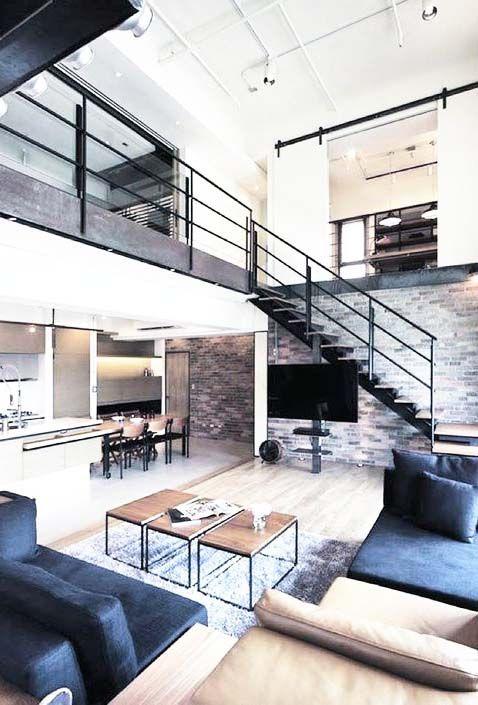 christineekia home decor Pinterest Höhlen, Jungen und Zuhause - interieur design moderner wohnung urbanen stil