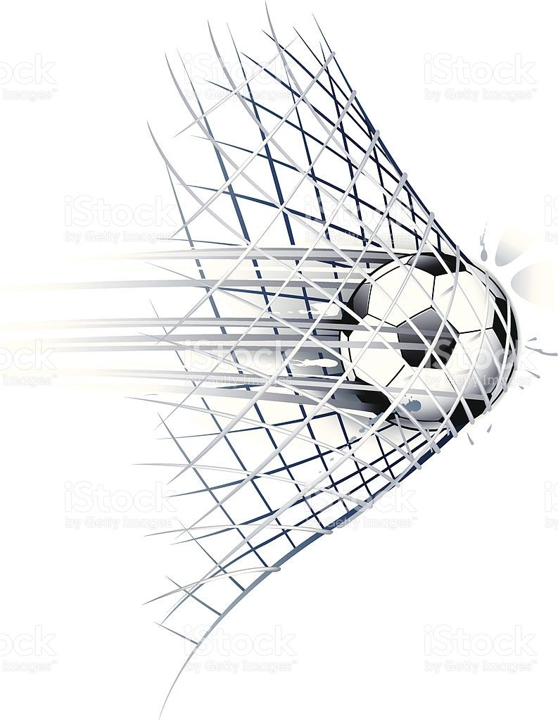 Soccer goal royalty free stock vector art soccer locker soccer art goals football