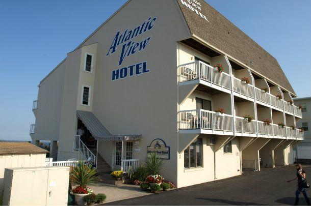 Dewey Beach Hotel Resort Delaware Atlantic View