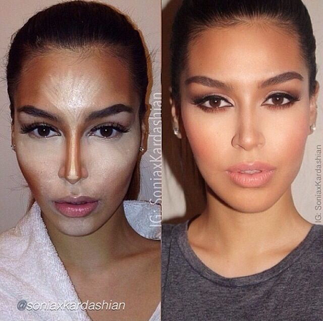 Pin On Face Contouring