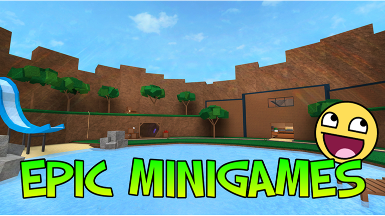 Epic Minigames Roblox Epic, Play roblox
