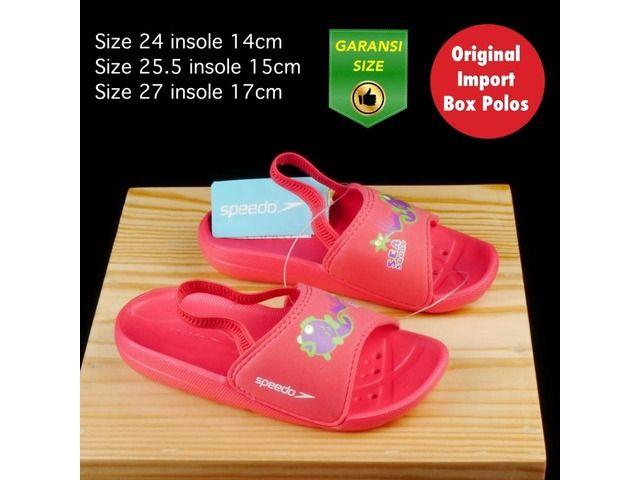 Sepatu Sandal Anak Speedo Pinktua Ssp Sepatu Anak