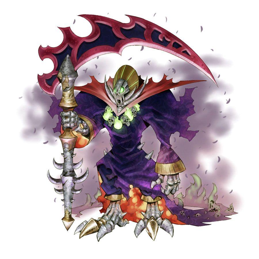 Big Reaper - Characters & Art - Kid Icarus: Uprising
