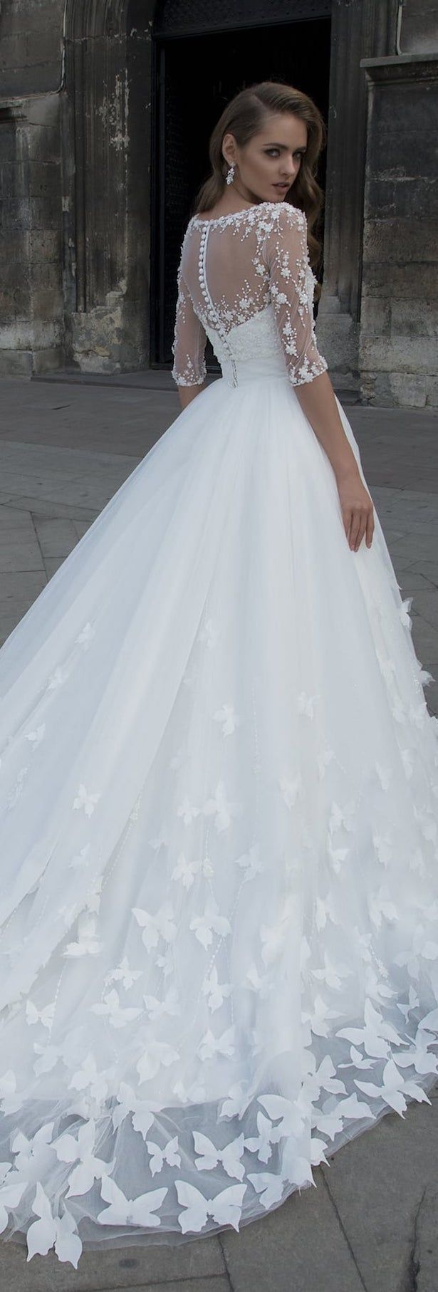 Modern Beautiful Bridal Gowns Wedding Dresses Inspiration - All ...