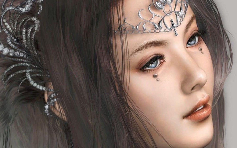 Top 10 Fantasy Girls Wallpaper Hd Photos Collections Your Desktop Wallpapers Fantasy Girl Fantasy Women Fantasy Art Women