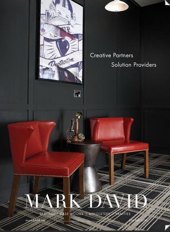 Mark David Chairs Hotel Interiors, Mark David Furniture