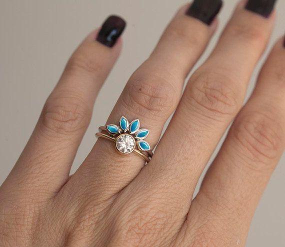 Charmant Beautiful Wedding Rings