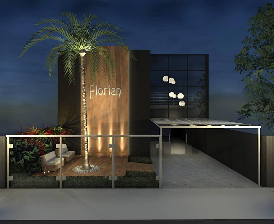 Fachada Salao De Festas De Konverto Interiores Arquitetura En 2020 Casa De Eventos Fachada De Casa Y Salon De Eventos