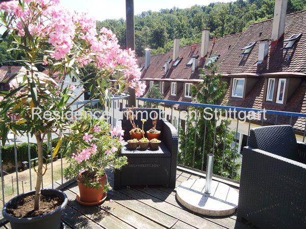 Perfect Wohnung kaufen in Stuttgart S d Diese sch ne Zimmer DG Wohnung verf gt
