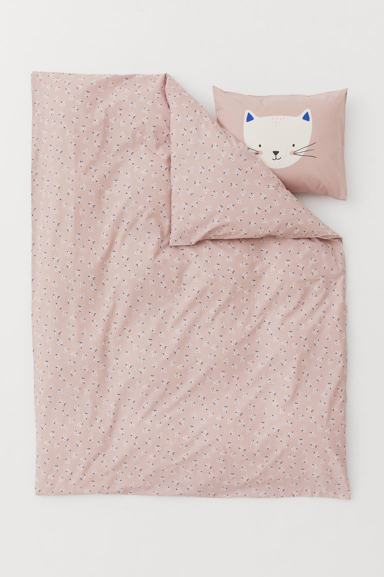 Bettdeckenbezug Vitero Bettwasche Altrosa