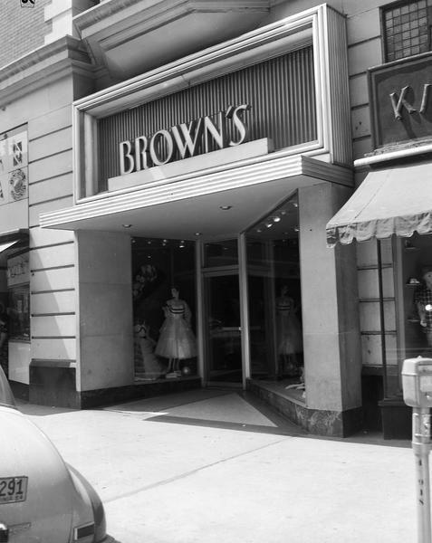 Brown S Dress Shop Huntington Wv Huntington West Virginia West Virginia Old School Pictures