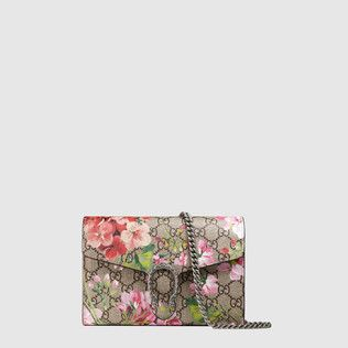 Dionysus Blooms print mini chain bag Gucci Wallet a4896931c6632