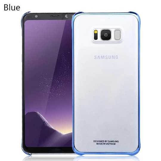 Samsung Galaxy S8 S8 Plus Case Transparent Hard Pc Back Cover Full Pro Modlilj Samsung Galaxy S8 Samsung Galaxy