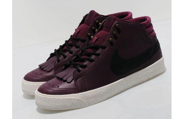 Nike Blazer Mi Lr Chaussures Kiltie