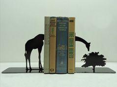 D Soportes De Libros Originales En Decoracion De La Habitacion De
