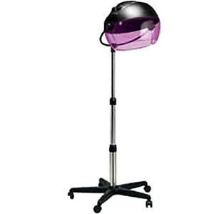 $119.95  TOURMALINE IONIC PORTABLE 1875 WATTS SALON DRYER  Hot Tools' Tourmaline Tools™ roll-around bonnet dryer with Pro-Moisture System (#1059) incorporates a nano-particle surface of Tourmaline plus direct ION TECHNOLOGY® to generate far-infrared energy and ions. The Pro-Moisture System does more than just dry hair… it transforms airflow into a hydrating spa treatment. The Tourmaline-generated far-infrared energy penetrates the cuticle, going directly to the cortex.