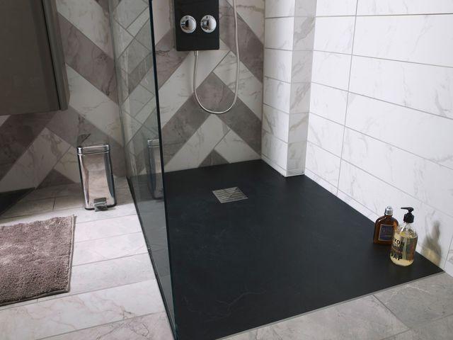 douche avec receveur extra plat : quel modèle choisir ? | house