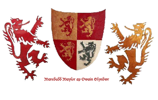 Wales Owain Glyndwr Pin Badge