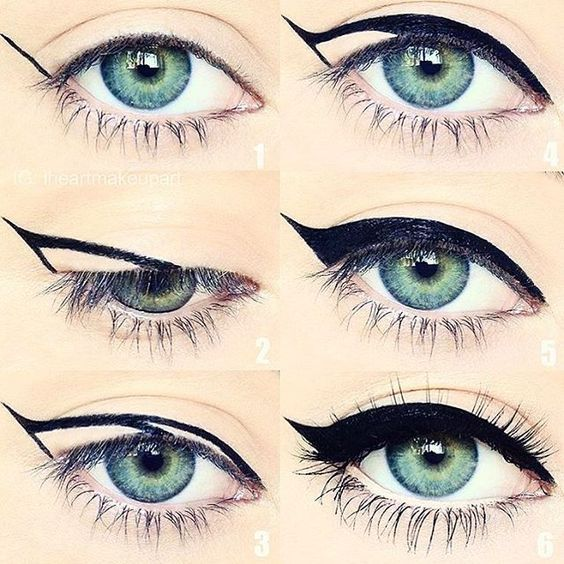 ways to do eyeliner ways to apply eyeliner how to do eyeliner easy how to apply pencil eyeliner to