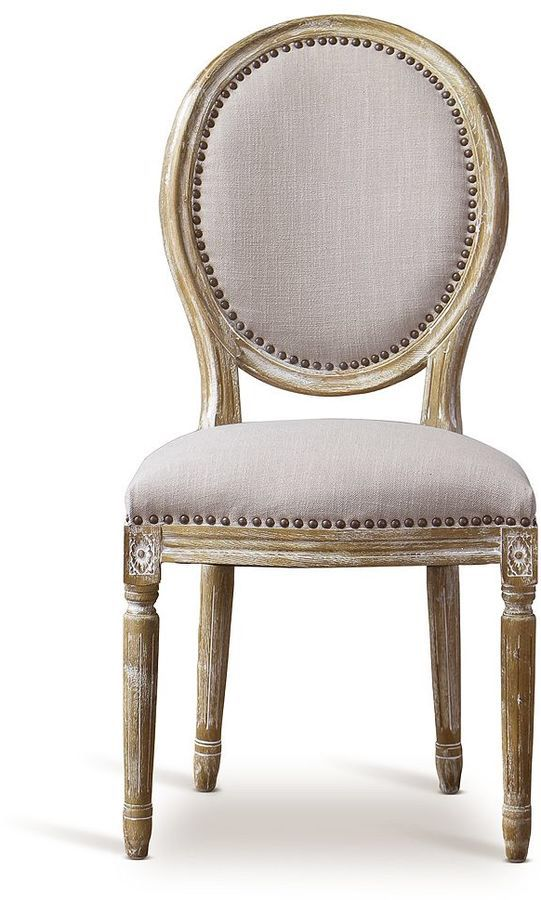kohls dining chairs diy slipper chair covers baxton studio clairette french accent kohl s