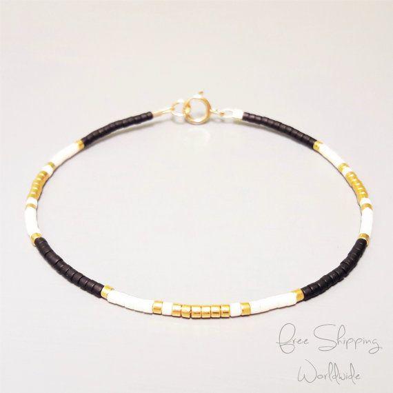 Minimalist bracelet minimalist jewelry simple bracelet ...