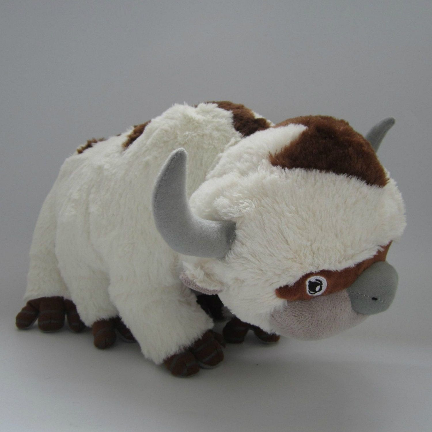 Avatar Appa The Last Airbender Plush Toy Flying by