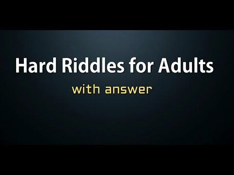 10 funny riddles with answer riddles jokes puns pinterest 10 hard riddles for adults with answers sciox Choice Image