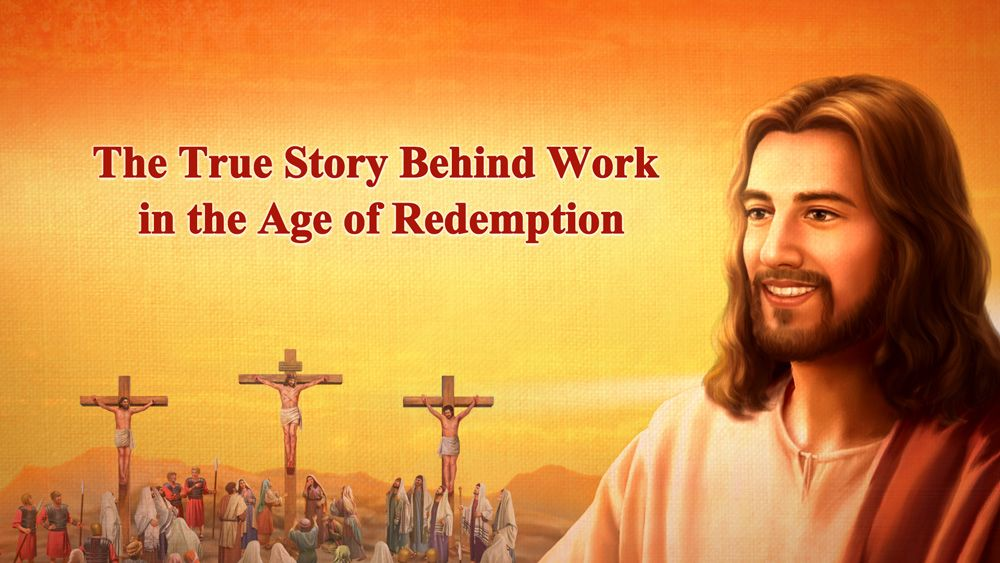 The True Story Behind Work In The Age Of Redemption Lordjesus