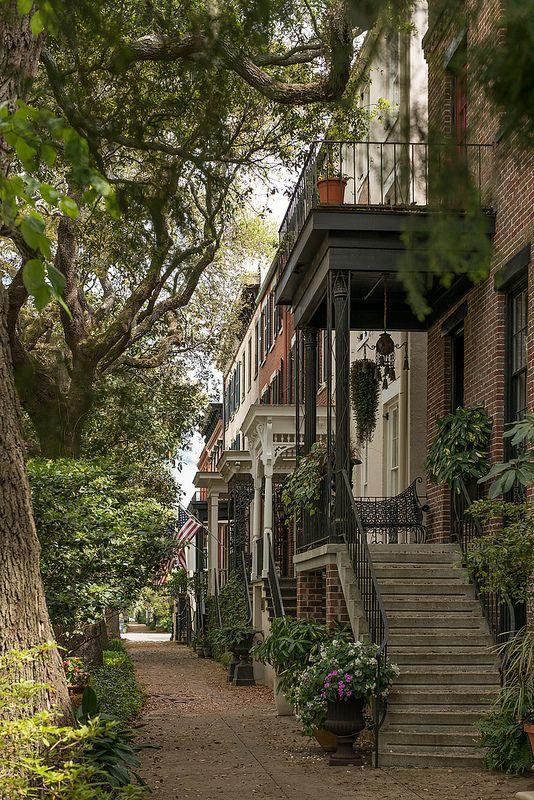 georgiangentility: Jones Street Savannah, GA