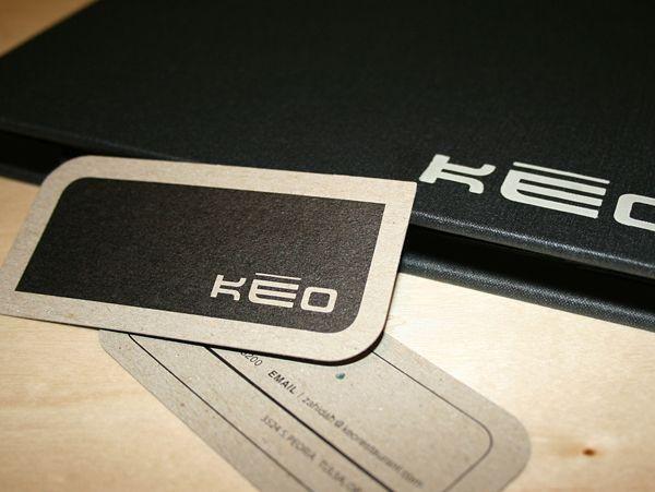 Más de 40 tarjetas de presentación muy creativas Quiero más diseño - tarjetas creativas