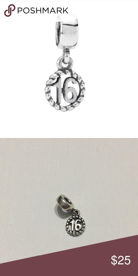 0ee0723e5 Sweet 16 Pandora charm Great for a birthday gift Pandora Jewelry Bracelets