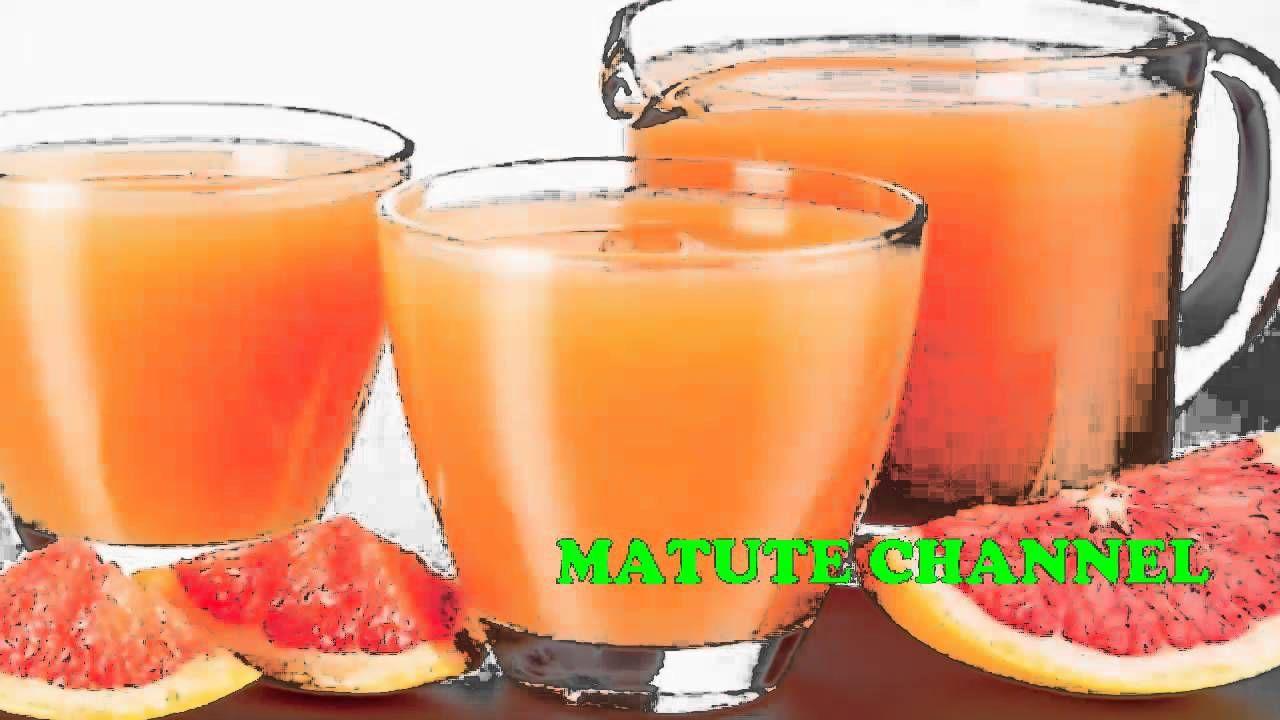 Beneficios del jugo de toronja en ayunas