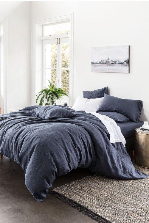 Hampton Linen Bedpack Online | Shop EziBuy | Linen Duvet Cover ... : quilt cover australia buy online - Adamdwight.com