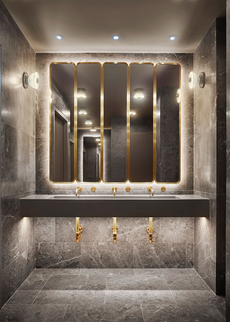 11 howard hotel new york by space copenhagen modern bathroom design pinterest copenhagen. Black Bedroom Furniture Sets. Home Design Ideas