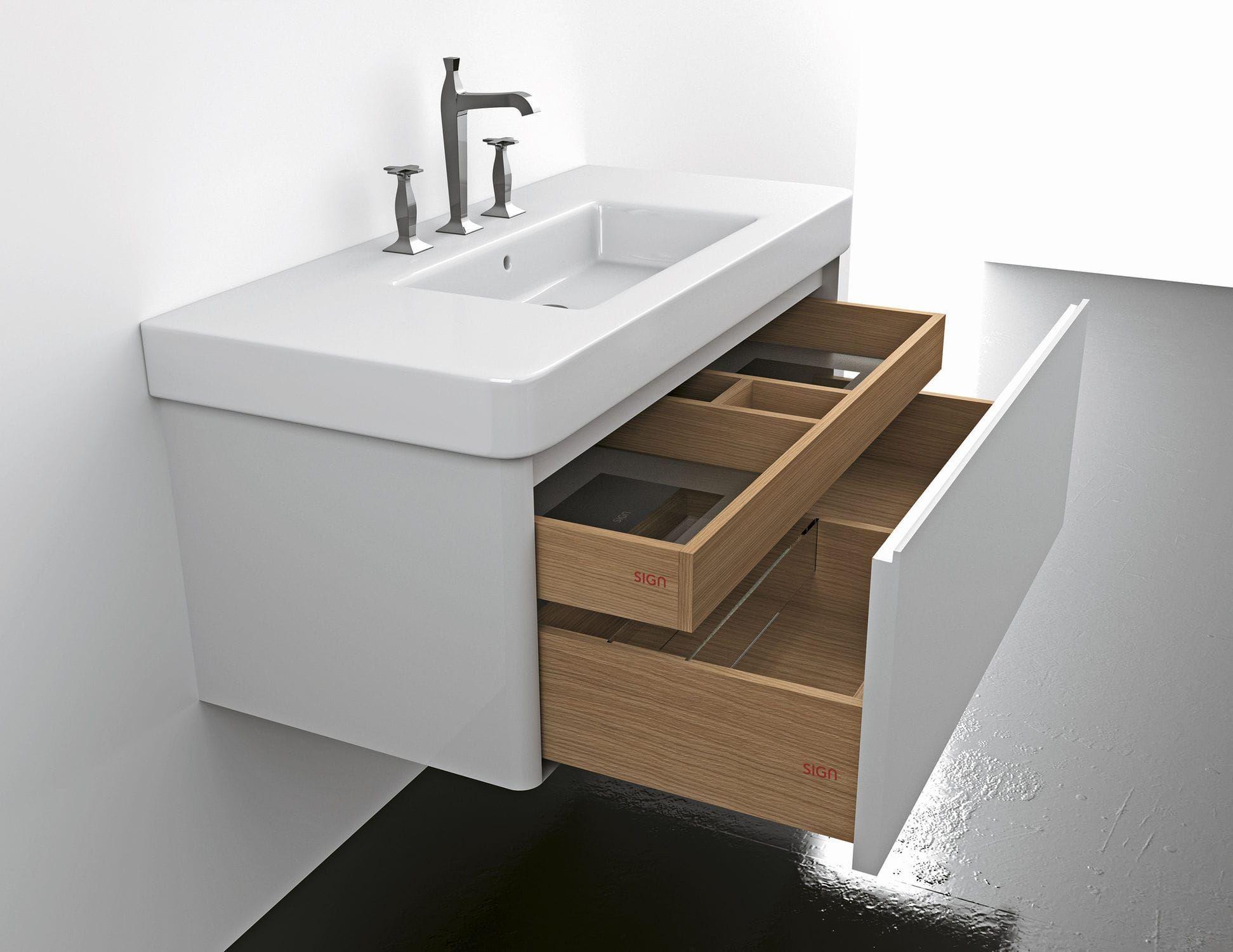 Bildergebnis Fur Waschtischunterschrank Holz Hangend Muebles