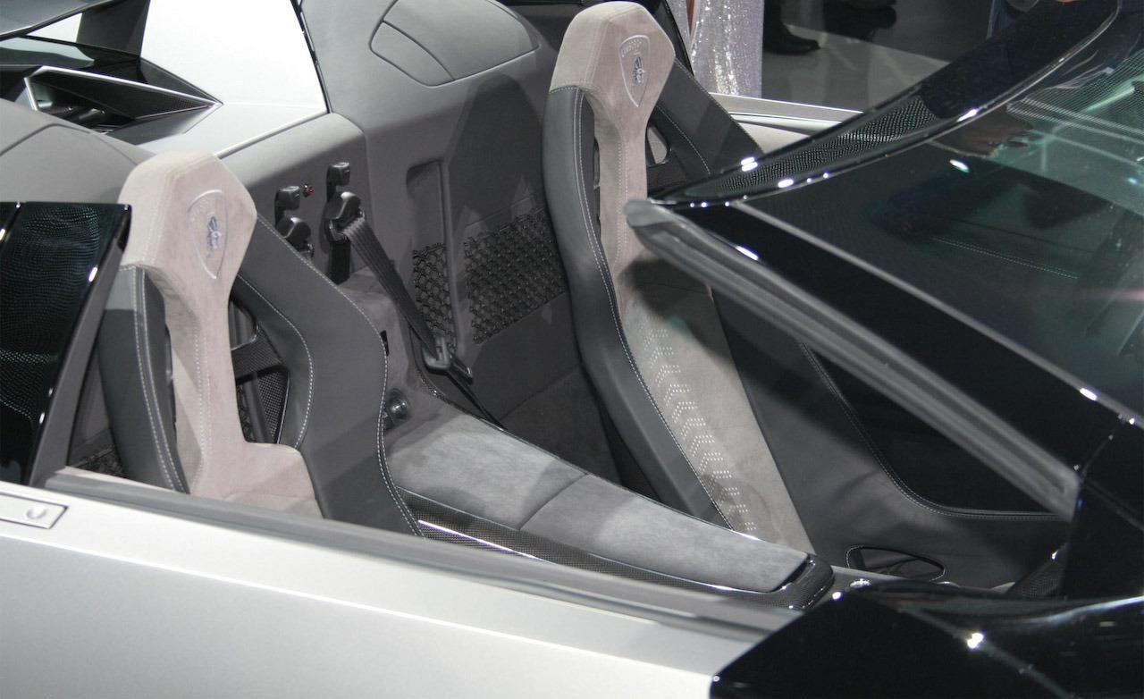 Lamborghini Reventon Roadster Interior Lamborghini Car