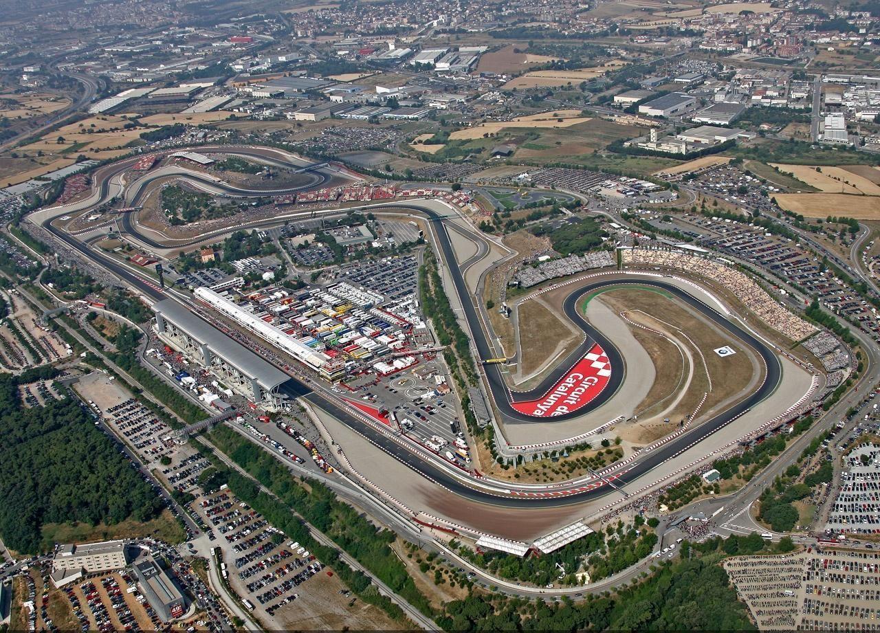 Circuito Valencia F1 : Gp spagna circuito e orari del weekend f intemporeale