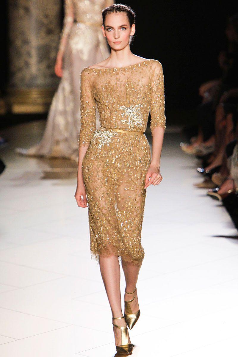 Fotos de pasarela fashion night elie saab and haute couture