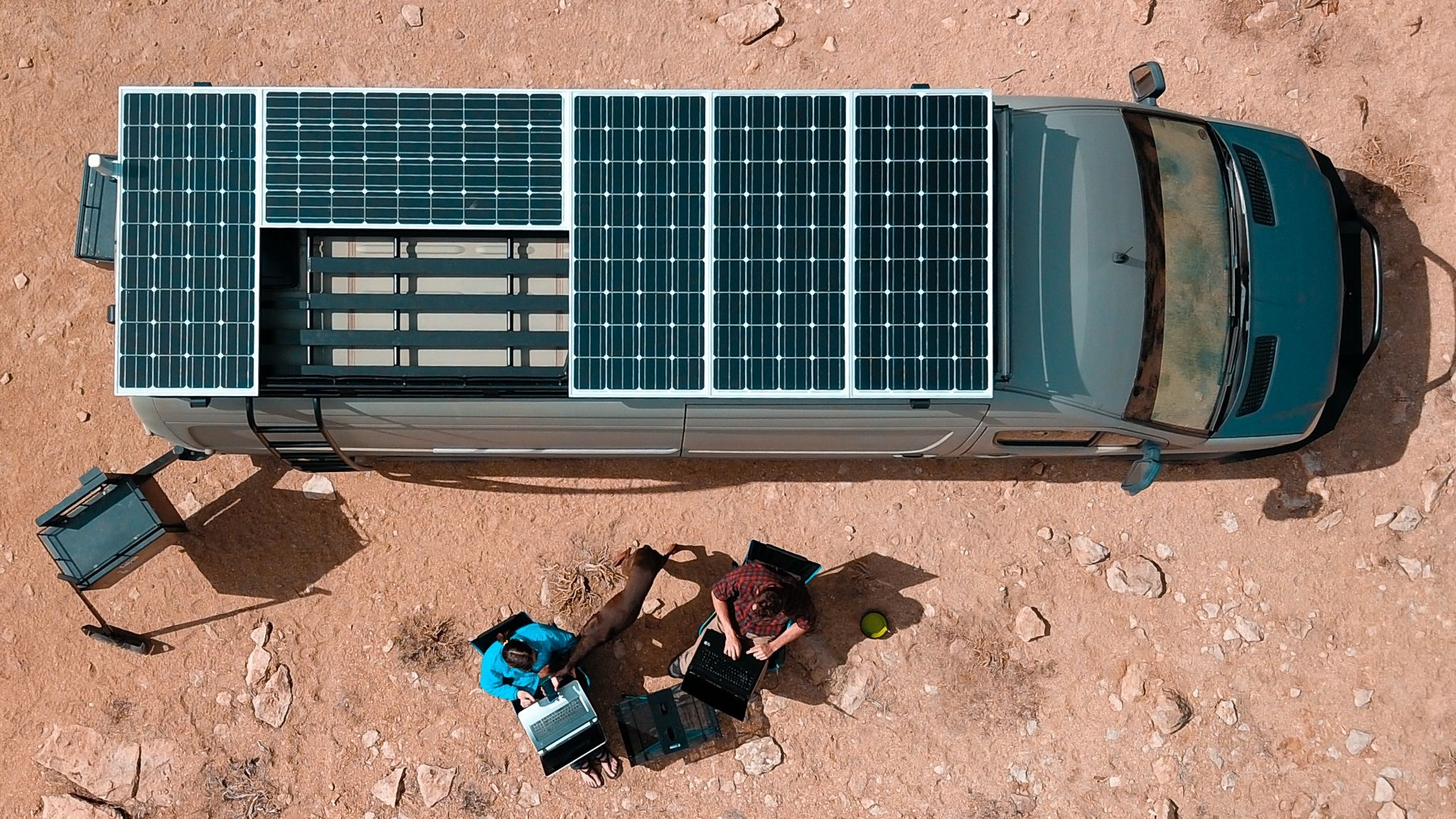 How To Design And Install Solar On A Camper Van Diy Campervan Camper Van Conversion Diy Solar