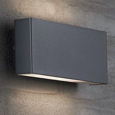 Energy vegglampe, 2x5W LED