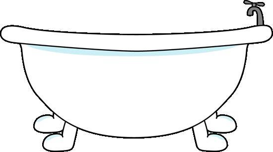 bathtub clipart bathtub clip art image large with bathtub with a rh pinterest com bathtub clipart images bathtub clipart free